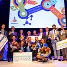 Winnaars Herman Wijffels Innovatieprijs 2014